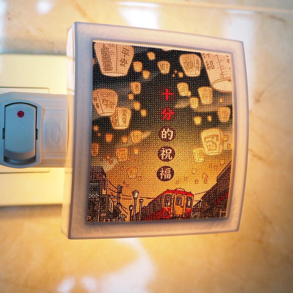 JB Design-迷你小夜燈-537-十分的祝福
