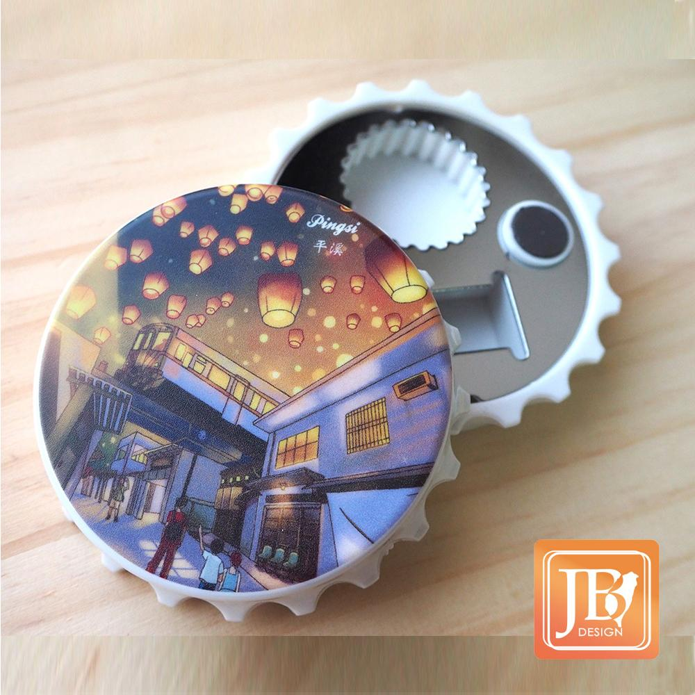 JB Design-多功能開瓶器-80_天燈夢想
