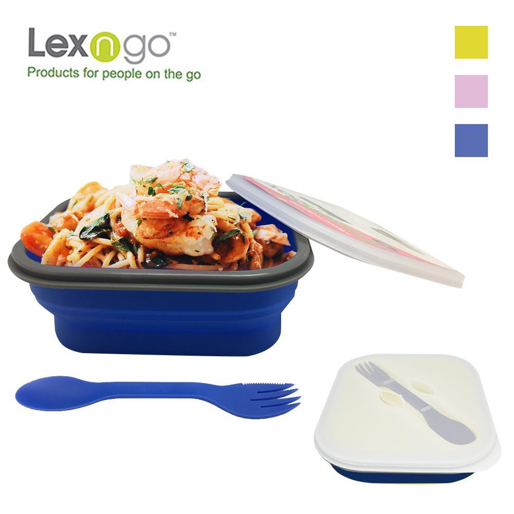 Lexngo可折疊義大利麵盒