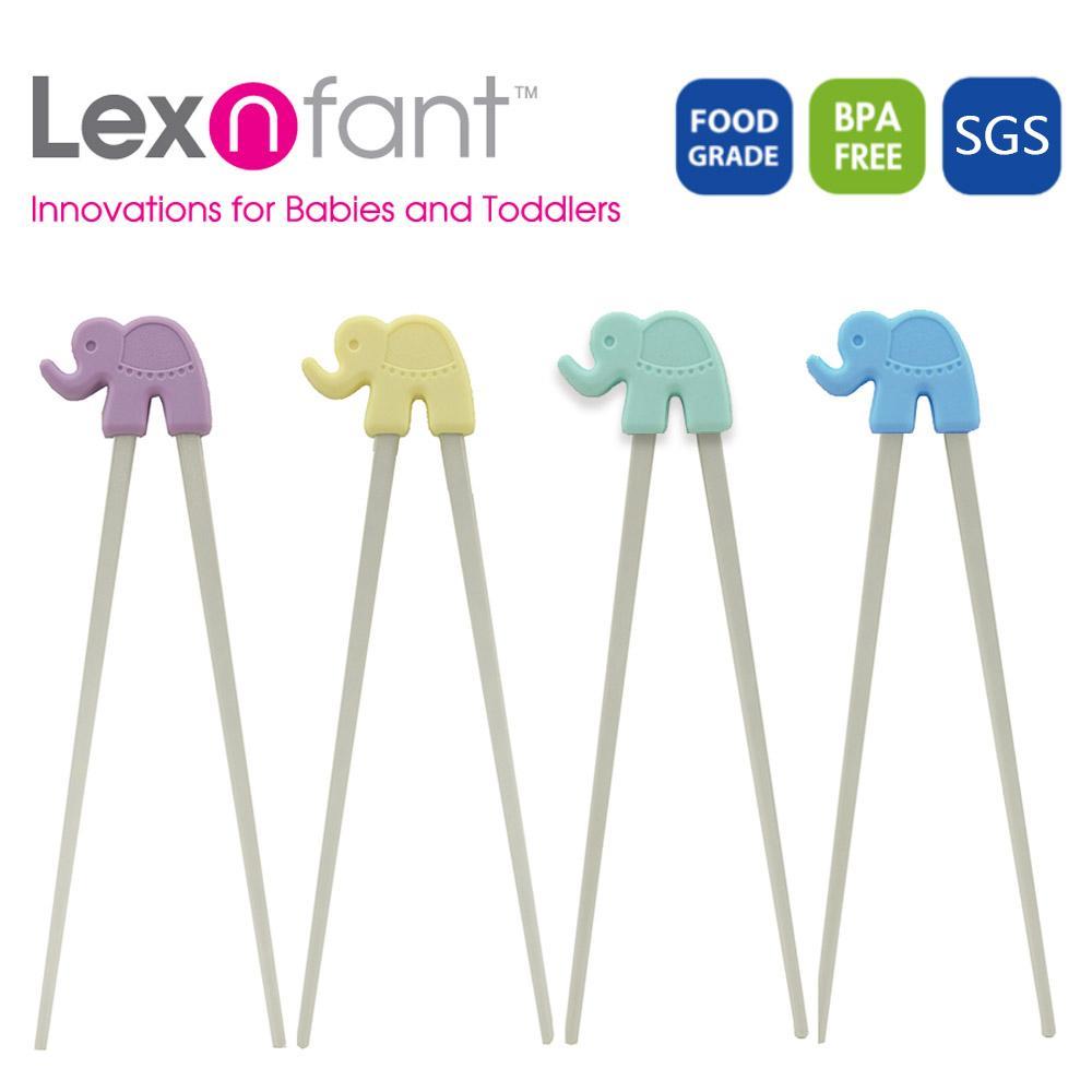 Lexnfant大象學習筷