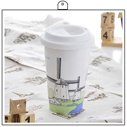 Bella House 我不是紙杯~ 荷蘭 風車