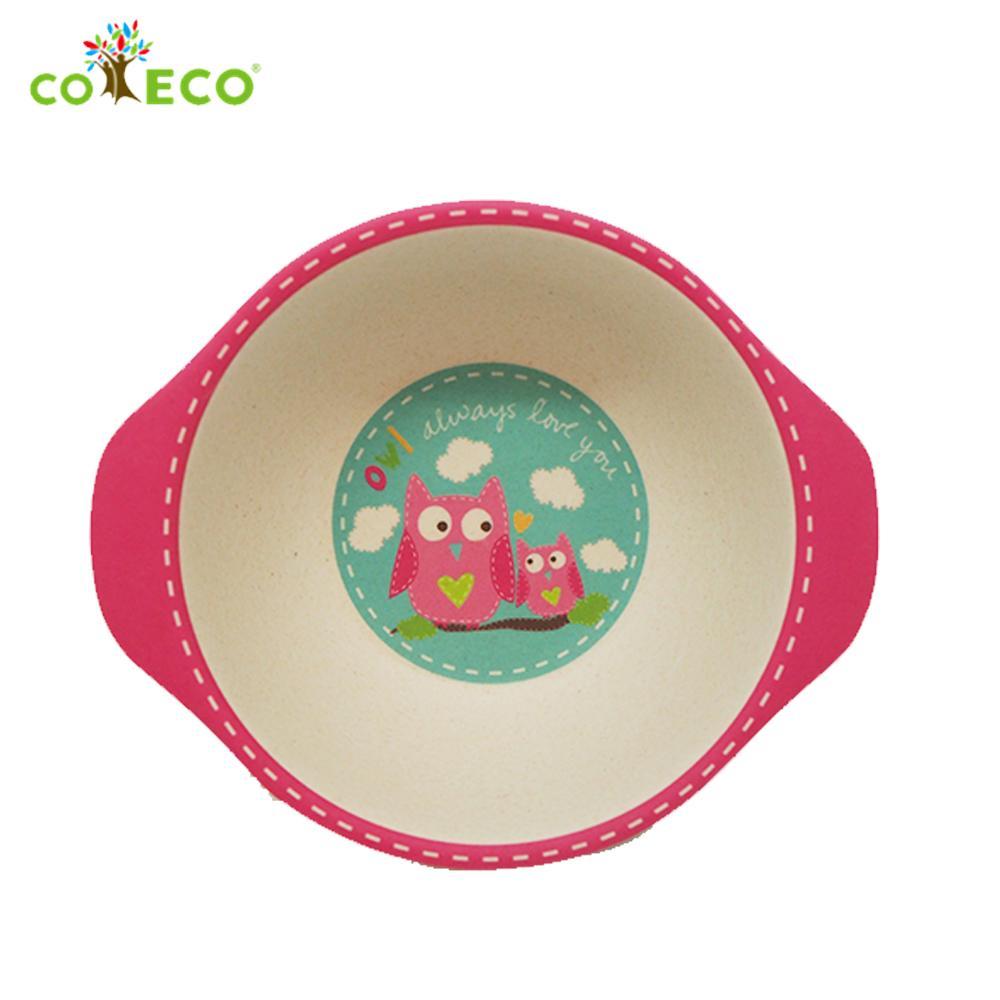 coeco竹纖維兒童碗