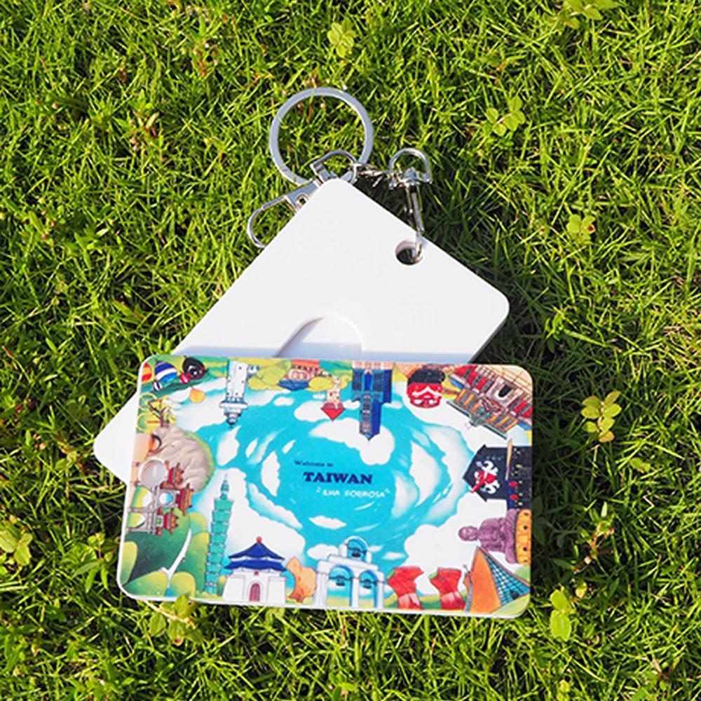 JB Design-票卡鑰匙圈-405_樂台灣