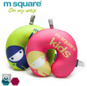 M Square kids兒童U型護頸枕