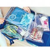 Msquare 五件套透明收納袋