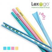 Lexngo環保可拆卸吸管 (四入一組)