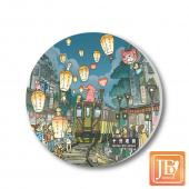 JB Design_陶瓷吸水杯墊-718_歡慶十分