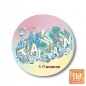 JB Design_陶瓷吸水杯墊-784-新TAIWAN-新