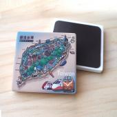 JB Design_杯墊方磁鐵-660_鐵道台灣