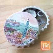 JB Design-多功能開瓶器-609_春意台北