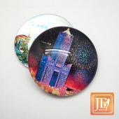 JB Design-玻璃磁鐵-111_港都花火