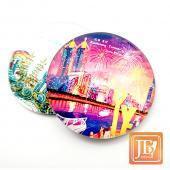 JB Design-玻璃磁鐵-382_高雄燈火