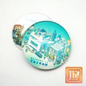 JB Design-玻璃磁鐵-692_台灣文字