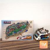 JB Design_馬口磁鐵 -660_鐵道台灣