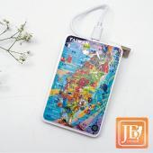 JB DESIGN-行動電源6400mah-125歡樂台灣島
