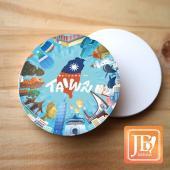 JB Design_圓杯墊磁鐵-760_環島台灣