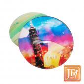 JB Design-玻璃磁鐵-106_閃閃台北