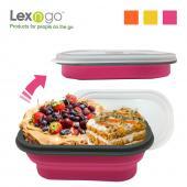 Lexngo可折疊快餐盒小