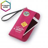 m square 短版手挽護照夾