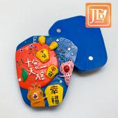 JB Design天燈麗磁鐵-JB091-貓幸福