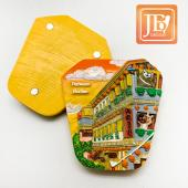 JB Design天燈麗磁鐵-JB100-熊阿妹茶樓