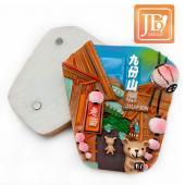JB Design天燈麗磁鐵-JB099-九份山城