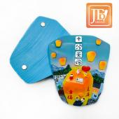 JB Design天燈麗磁鐵-JB081-風調雨順天燈