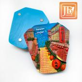 JB Design天燈麗磁鐵-JB101-九份夜晚