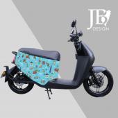 JB Design gogoro 防刮車套-樂遊台灣