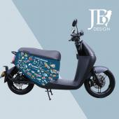 JB Design gogoro 防刮車套-環島台灣