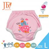 JB Design 學步褲-小豬粉-L