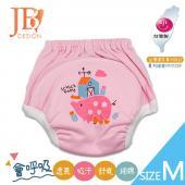 JB Design 學步褲-小豬粉-M