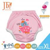 JB Design 學步褲-小豬粉-XL