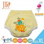 JB Design 學步褲-小豬黃-XL
