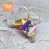 JB Design 防疫造型洗手瓶-眼鏡貓