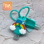 JB Design 防疫造型洗手瓶-樹懶(藍)