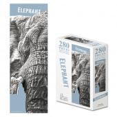 JB Design-大象-Elephant-280片拼圖