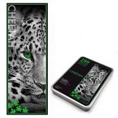 JB Design-獵豹 Cheetah-280片鐵盒拼圖