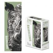 JB Design-犀牛-Rhinoceros-280片拼圖