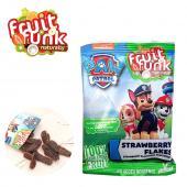 Strawberry flakes草莓水果片(單包)-汪汪隊
