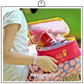 M square  兒童多功能手提包