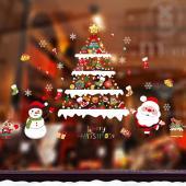 時尚壁貼-糖果聖誕樹 HM92041ds