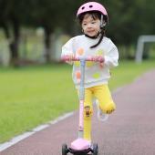 韓國 OZKIZ 護膝彈力緊身褲-黃色