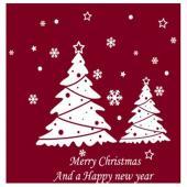 JB Design時尚壁貼~聖誕樹