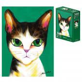 JB Design-驕傲的貓300片拼圖