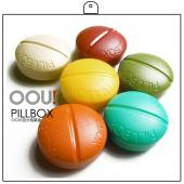 OOU!創意生活~随身藥丸PILL BOX(四分格系列)