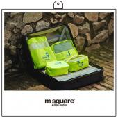 M Square~ kids 旅行四件組