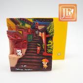 JB Design方波麗磁鐵-JB060-九份小雨