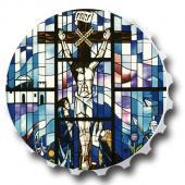 教會系列_趣味多功能開瓶器_馬賽克十字