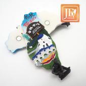 JB Design台灣波麗磁鐵-JB022-士林夜市